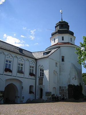 Ueckermünde - Castle tower