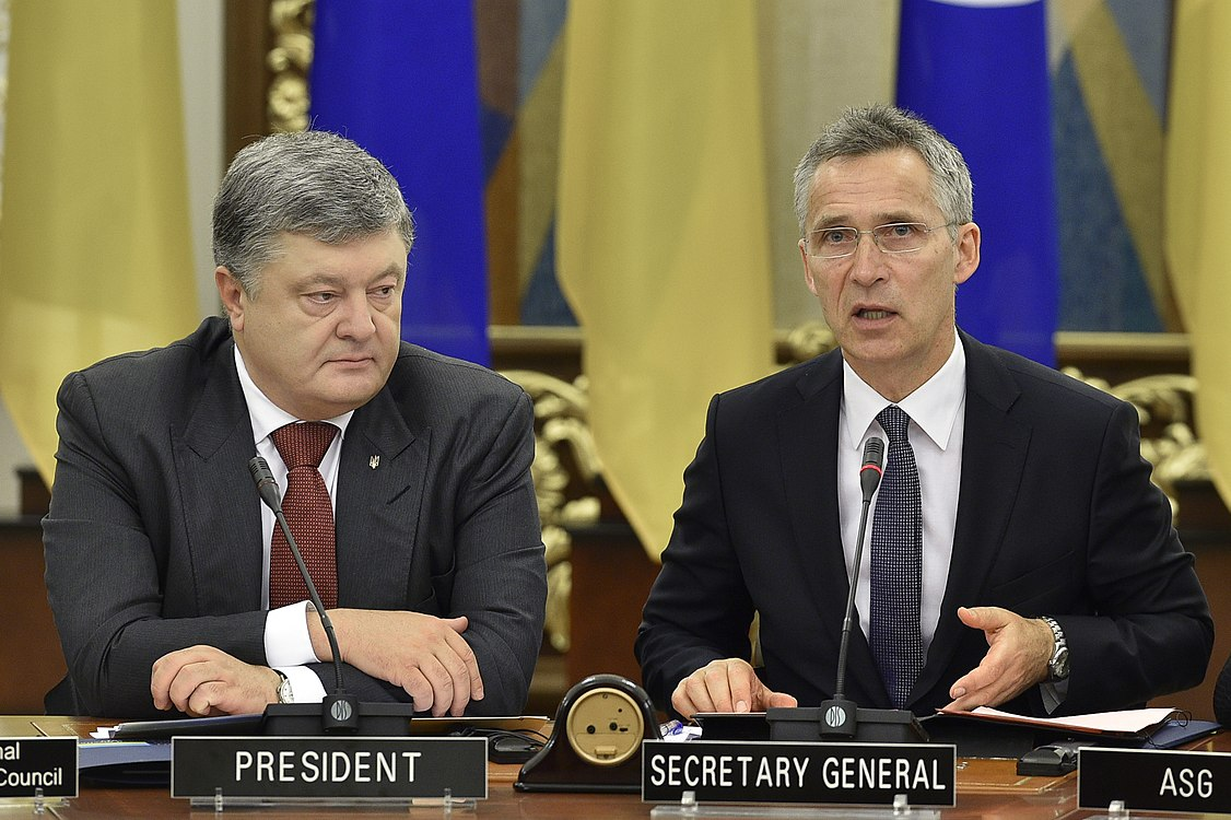 Ukraine – NATO Commission chaired by Petro Poroshenko (2017-07-10) 24.jpg