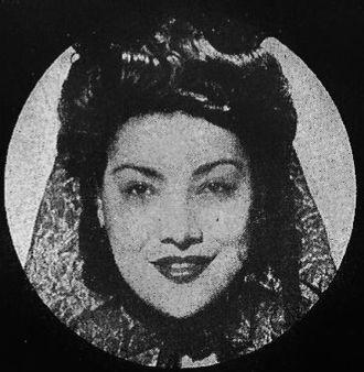 Una Mae Carlisle - Una Mae Carlisle, c. 1945