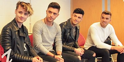 Picture of a band or musician: Union J