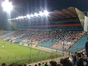 FC Unirea Urziceni - Unirea-Zenit 0–0 in 2010
