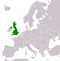 United Kingdom Montenegro Locator.png