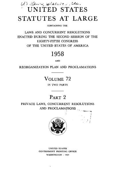 File:United States Statutes at Large Volume 72 Part 2.djvu