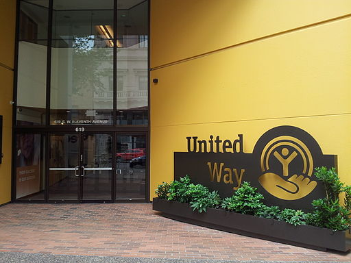 United Way at 11th and Morrison, Portland (2014) - 2