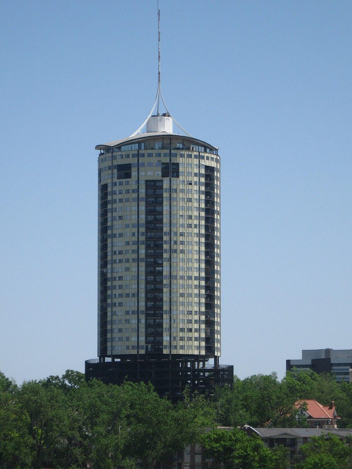 University Club Tower Tulsa Wikipedia