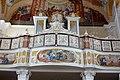 Unterliezheim St. Leonhard Empore 143.JPG