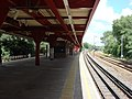 Upminster Bridge tube station, Westbound platform - geograph.org.uk - 967252.jpg