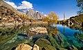Upper Kachura lake, Skardu20apr15.jpg