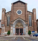 Vérone - Église Sant'Anastasia - Façade.jpg