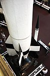 V-2 missile lower assembly - Smithsonian Air and Space Museum - 2012-05-15 (7246253476).jpg