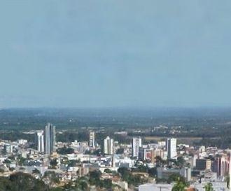 Vitória da Conquista - Image: VDC parcial