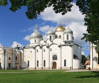 Architecture of Kievan Rus