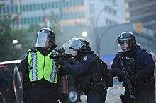 Non-lethal weapon - Wikipedia