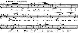 Va, pensiero musical composition