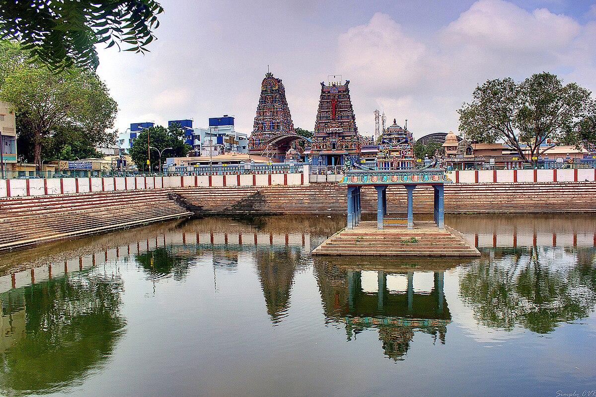 Vadapalani Andavar Temple Wikipedia