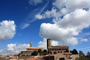 Valentano - Rocca Farnese.