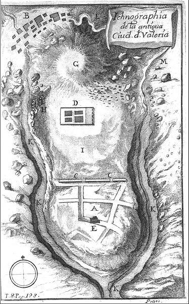 ciudad romana valeria cuenca