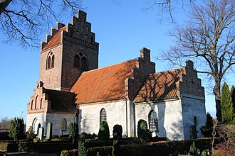 Vallensbæk - Vallensbæk Church