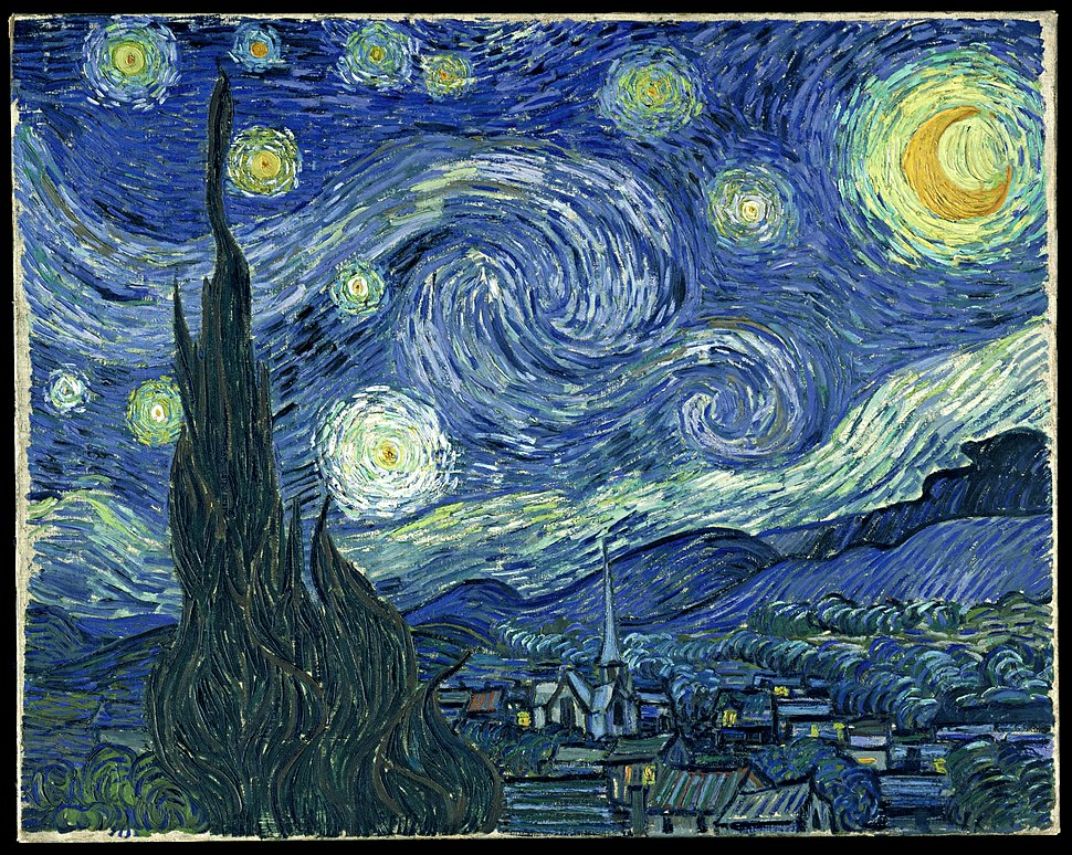 VanGogh-starry night ballance1