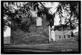 Van Houten House, Orangeburg, Rockland County, NY HABS NY,44-ORABU.V,1-3.tif