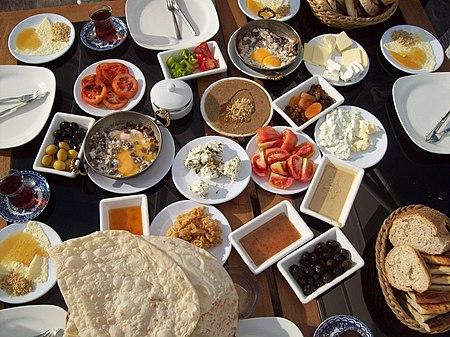 Gastronom a de turqu a wikipedia la enciclopedia libre for Historia de la gastronomia pdf