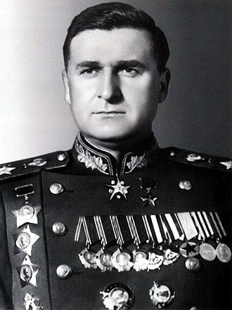 Vasily Sokolovsky - Image: Vasily Sokolovsky