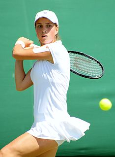 Anastasiya Vasylyeva Ukrainian tennis player