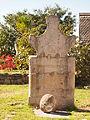 Vatomasina sacred stone at Rova of Antananarivo Madagascar.JPG