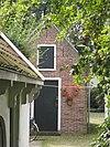 foto van Klein huisje behorende tot het complex van de Vergulde Eenhoorn