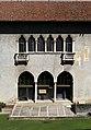 Verona, castelvecchio, museo 10 loggetta.jpg