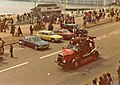 Veteran Fire Engine, Historic Commercial Vehicle Run, Brighton, Sussex - historic Photograph taken 1979 - geograph.org.uk - 687615.jpg