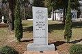 Veterans Memorial Park, Reidsville, Mexican American War memorial.jpg