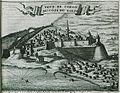 Veue de Coron du côté du Golfe - Dapper Olfert - 1688.jpg