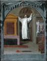Vicente Carducho, Éxtasis de Jean Birelle, Museo del Louvre, París.png