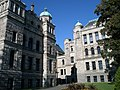 Victoria Legislature building from rear right ide - panoramio.jpg