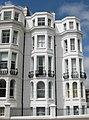Victorian Terrace, Eastbourne Promenade. - geograph.org.uk - 1477929.jpg