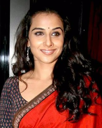 Vidya Balan - Vidya at a promotional event for Paa in 2009. She won her first Filmfare Award for Best Actress for the film.