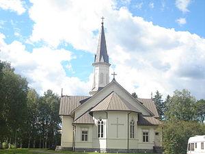Vieki - Vieki church