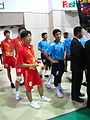Vietnam and Laos in King's Cup Sepak Takraw.jpg