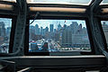 View Of Midtown Manhattan From Navigation Bridge Of USS Intrepid (3619296128).jpg