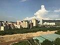 View from train for Shenzhen North Station near Baoan, Shenzhen, Guangdong 2.jpg
