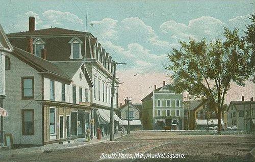 South Paris mailbbox