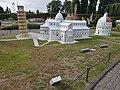 View of miniature monuments of Pisa at Mini Europe 03.jpg