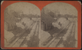 View of the railway station, by L. B. Gorham.png
