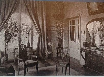 Villa majorelle wikipedia for Art nouveau interieur