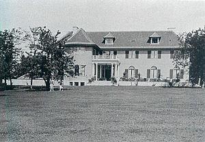 Povl Baumann - Villa Svastika from 1926
