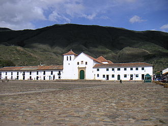 Colombian culture - Villa de Leyva, a historical and cultural landmark of Colombia