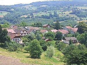 Bassy - The village of Bassy