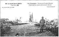 Ville sur Tourbe village détruit.jpg