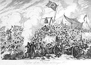 1798 in Ireland - 21 June - Defeat of the Rebels at Vinegar Hill